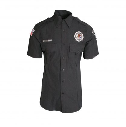 Federal Bureau of Prisons Uniform Short Sleeve shirt