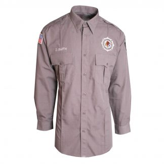 BOP Uniform Facilities Long Sleeve Shirt