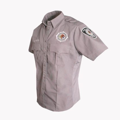Federal Bureau of Prisons Uniform Facilities Shirt