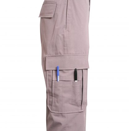 Nickel Gray Cargo Pants BOP Uniform