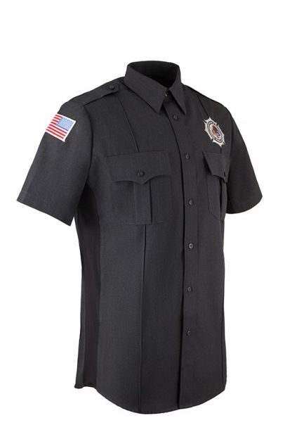 BOP Uniform Class B Short Sleeve Dress Shirt