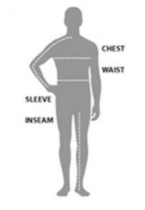 Measure Men Diagram