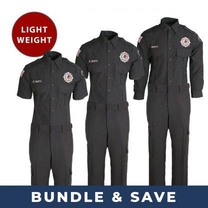 Mens Class B BOP Uniform Bundle - Lightweight