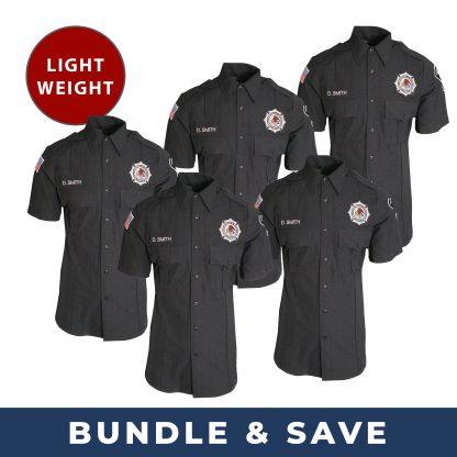 Unitec BOP Uniform Class B Week of Shirts Bundle