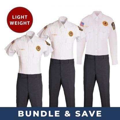 Mens Class A BOP Uniform Bundle - Lightweight