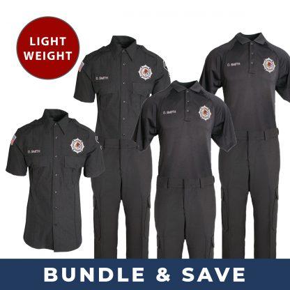 Lightweight Summer BOP Uniform Bundle