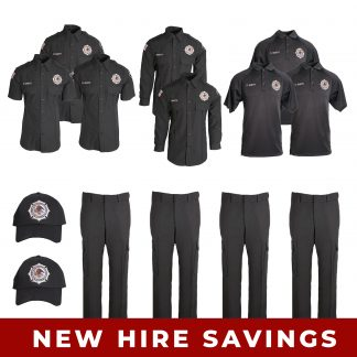 Unitec New Hire BOP Uniform Bundle
