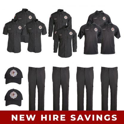 Unitec New Hire BOP Uniform Bundle